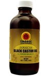 Tropic Isle Living Black Castor Oil (8oz)
