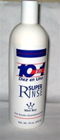 10 in 1 Super Rinse 16oz Hair Product