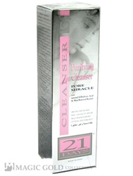 21 Days Purifying Cleanser-150ml