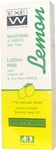 A3 Lemon Lotion Brightening - 16oz