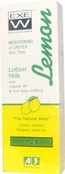 A3 Lemon Lotion Milk -13.52oz