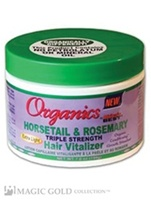 Africa's Best Organics Horsetail & Rosemary Hair Vitalizer - 7oz