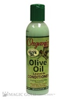 Africa's Best Organics Olive Oil Leave-In Conditioner - 6oz