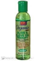 Africa's Best Organics Olive & Clove Oil Therapy - 6oz