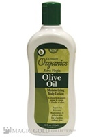 Africa's Best Ultimate Organics Olive Oil Moisturizing Body Lotion - 12oz