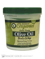 Africa's Best Ultimate Organics Olive Oil Body Whip - 15oz