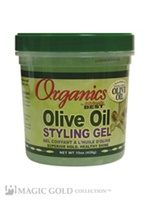 Africa's Best Organics Olive Oil Styling Gel - 15oz