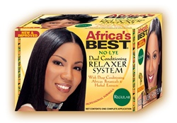 Africa's Best No-Lye Relaxer System (Regular)