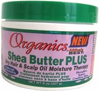 Africa's Best Organics Shea Butter / Dry Hair & Scalp Therapy