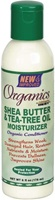 Africa's Best Organics Shea Butter and Tea-Tree Oil Moisturizer