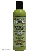 Africa's Best Men's Organics Wave-n-Curl Keeper - 8oz