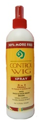 African Essence Control Wig Spray 3 in 1 Formula