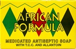 African Formula Medicated Antiseptic Soap