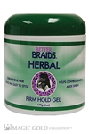 Better Braids  Herbal Firm Hold Gel (6oz)