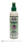 Better Braids  Herbal Spray w/ Tea Tree Oil (9oz)