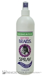 Better Braids  Medicated Spray (16oz)