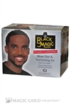 Black Magic  Blow Out and Texturizing Kit