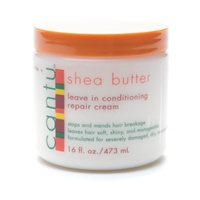 Cantu Shea Butter Leave In Conditioning Repair Cream 16 fl oz (473 ml)