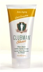Clubman Shave CLUB COMPLETE After Shave - 5.5oz tube