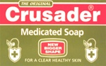 Crusader Medicated Soap - 3oz bar