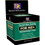 Daggett & Ramsdell Facial Skin Toning Moisturizing Cream for Men - 1.5oz