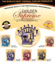 GOLDEN Supreme Rainbow Collection Stover/Iron