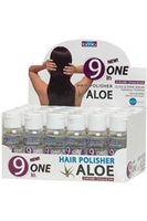 Hair Polisher Aloe (1oz) [24pc/Ds]