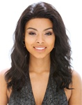 Janet Collection Full Lace Wig EMPRESS (Wet and Wavy) 100% Pure Indian Remy / Remi Human Hair