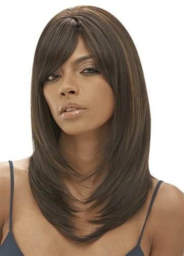 Janet Collection Mono Wig Amadi Synthetic Hair