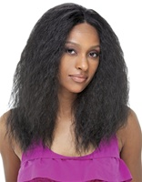Janet Collection Synthetic Front Lace Wig Athene