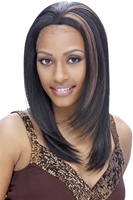 Janet Collection Front Lace Elizabeth wig (Synthetic Hair)