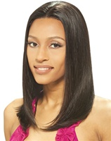 Janet Collection Full Lace Wig Gauri %100 Human Hair