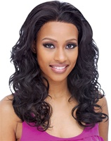 Janet Collection Full Lace Wig UTOPIA 100% Pure Indian Remy / Remi Human Hair