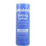 Lottabody Setting Lotion Professional Concentrated Formula (8oz)