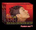 Luster's Short Look Passion Red Silky Relaxer