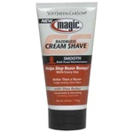 Magic Cream Smooth Razorless Hair Removing Creme (Bald Head Maintenance)- 6oz brown tube