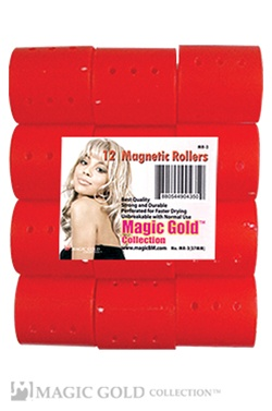 12 Magnetic Rollers (37mm)