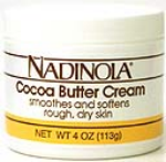Nadinola Cocoa Butter Cream - 4 Oz