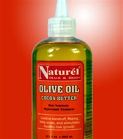 Naturel Olive Oil and Cocoa Butter Hair Nutrients & Treatment  8.5oz