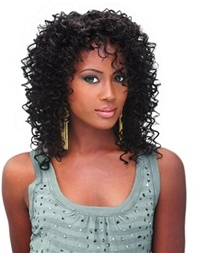 Outre Batik Collection Bohemian Curl Weave 12""