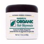 Parnevu ORGANIC Hair Mayonnaise - 16oz jar