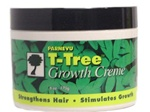 Parnevu T-Tree GROWTH CREME - 6oz jar