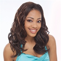 Sensationnel Synthetic Weave Angel Curl 14''