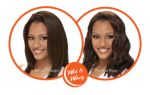 Sensationnel Collections 100% Human Hair Indian Wet Loose 9'' Weave