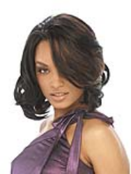 Supreme Hair - Synthetic Weave - Diva Wave 10 inches