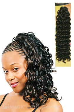 Sambar Curl Braid