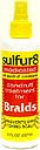 Sulfur 8 Medicated Dandruff Treatment For Braids - 16oz spray