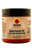 Tropic Isle Living Black Castor Oil Protein Conditioner (8oz)