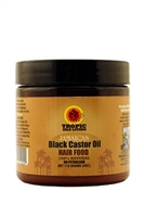 Tropic Isle Living Black Castor Oil Hair Food (4oz)