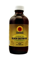 Tropic Isle Living Black Castor Oil (4oz)
